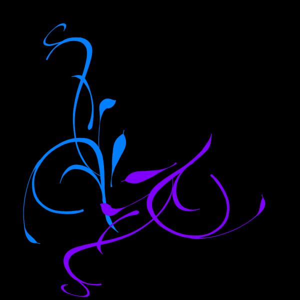 Blue Purple PNG Clip art
