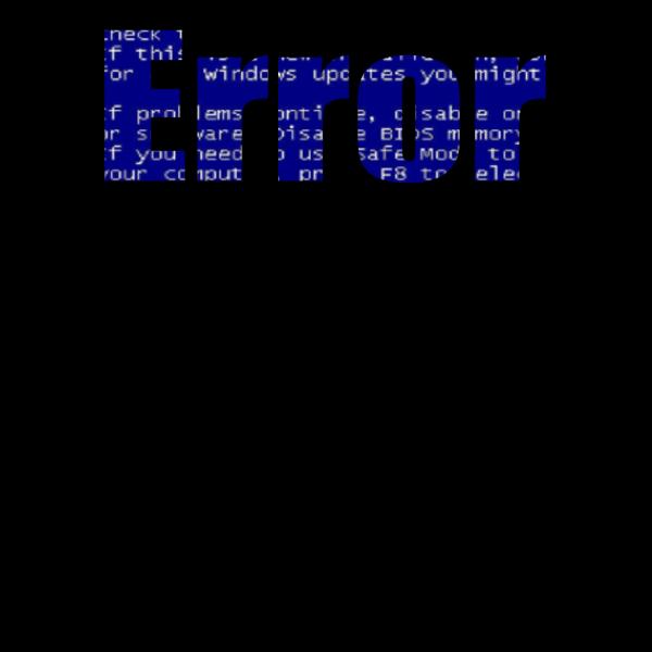 Error Tasto Architetto Fran Mod Blue PNG Clip art