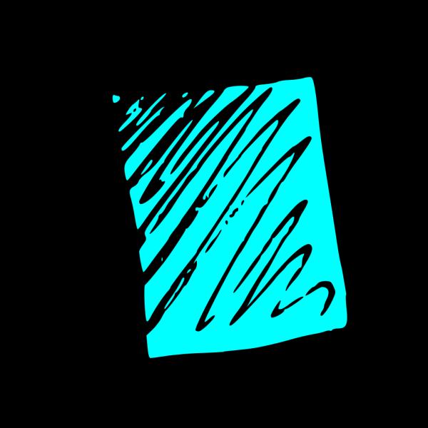 Blue Paper Plane PNG Clip art