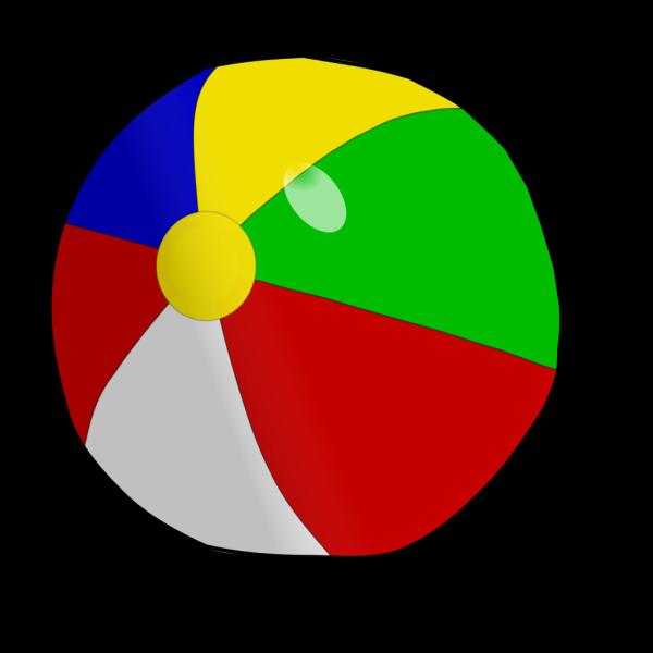 Beach Ball PNG Clip art