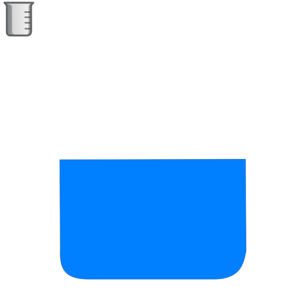 Dark Beaker  PNG clipart