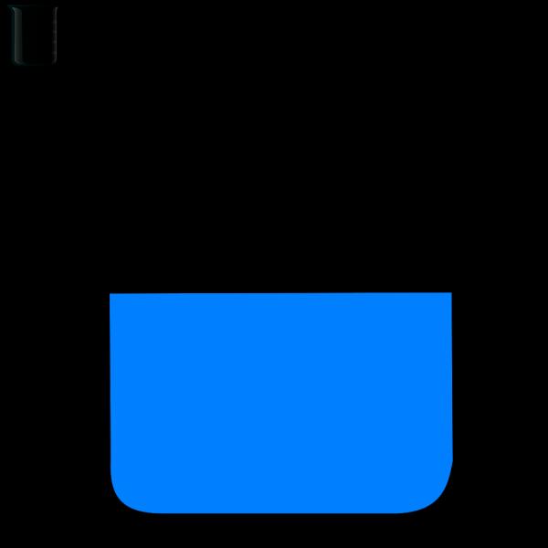 Dark Beaker  PNG Clip art