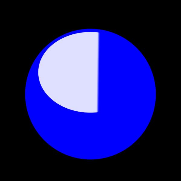 Bubble Navy Blue PNG Clip art