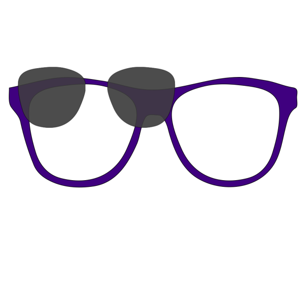 Sunglasses Outline PNG Clip art