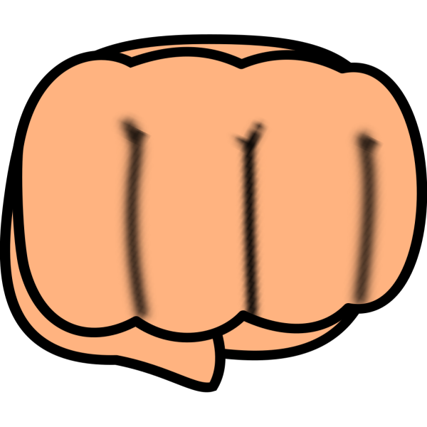 Raised Fist PNG images
