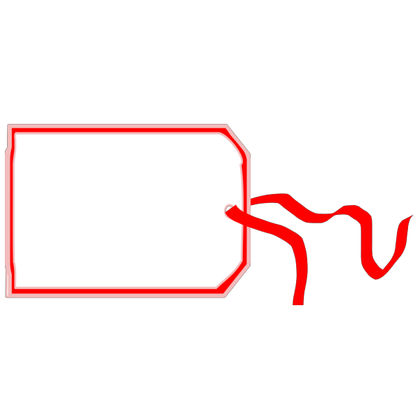 Luggage Tag PNG Clip art