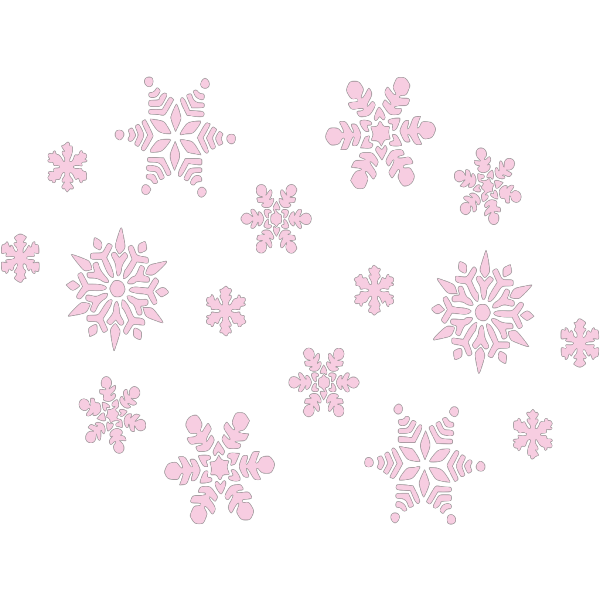 A Snowy Scene PNG icons