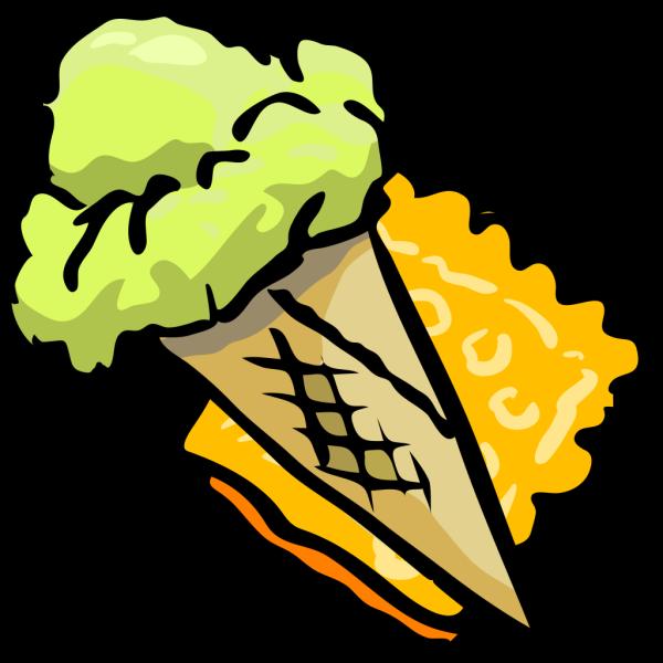 July 4th Ice Cream Cone PNG Clip art