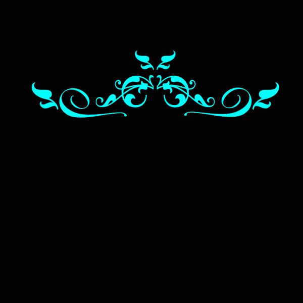 Swirl Dark Blue PNG icons
