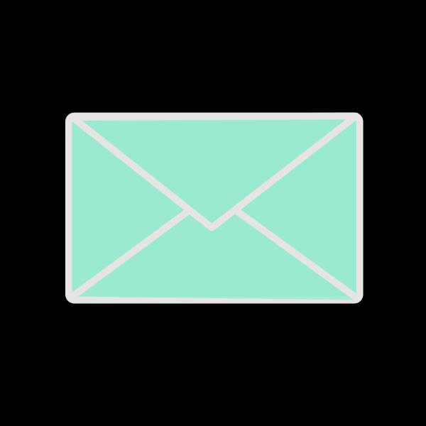Tiffany Mail PNG Clip art