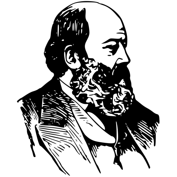 Tiffany Man PNG Clip art