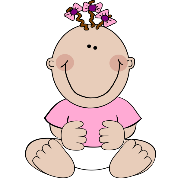 Baby Blue Baby2 PNG Clip art