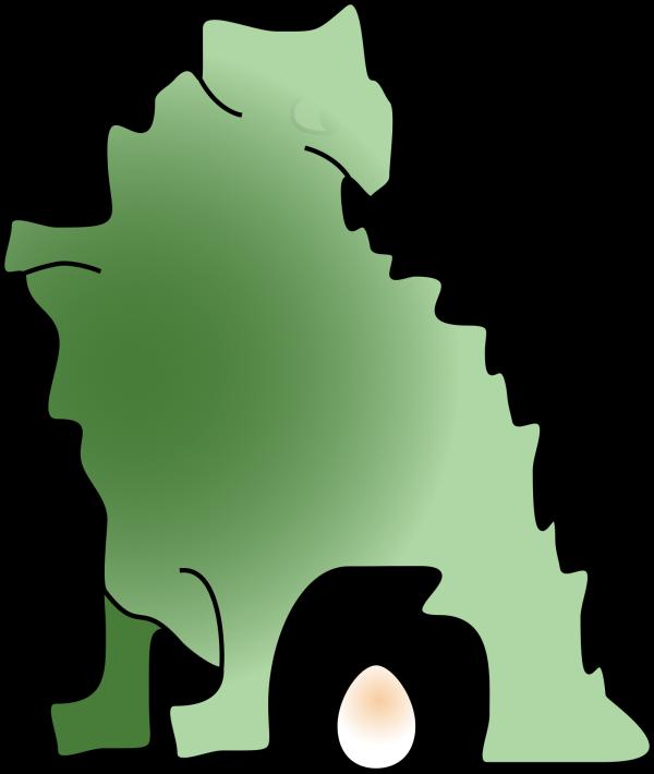 Dinosaur Icon PNG Clip art