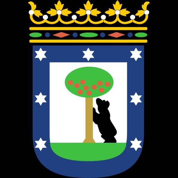 Escudo De La Ciudad De Madrid PNG Clip art