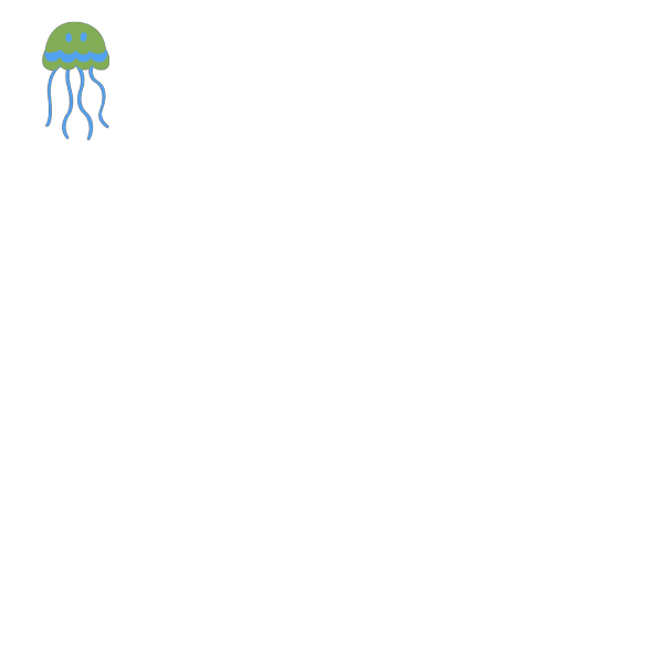 Jelly Fish PNG Clip art
