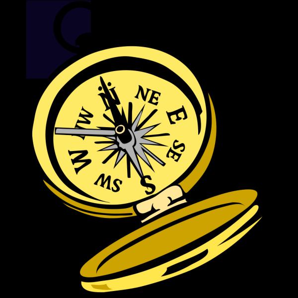 Compass Blue PNG Clip art