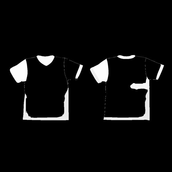 White Shirt PNG Clip art