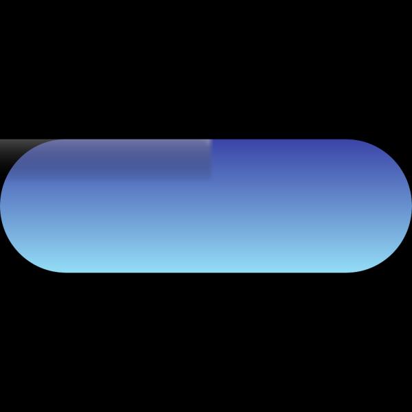 Aqua Style Button PNG Clip art