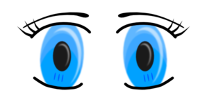 Baby Eyes PNG Clip art