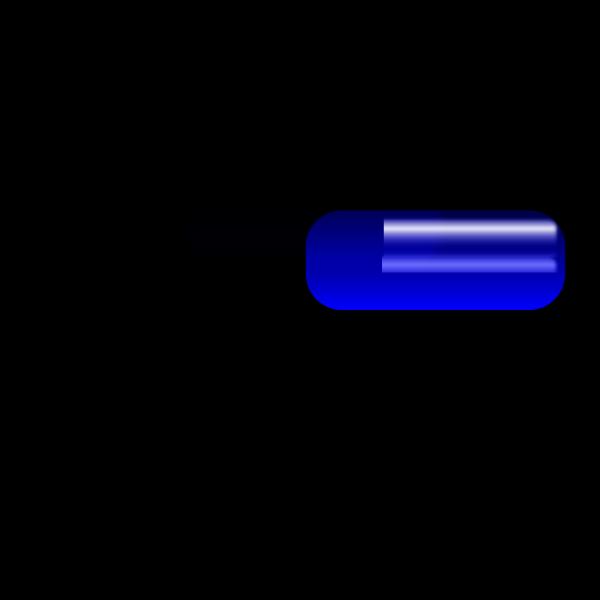 Gerai Blue PNG Clip art