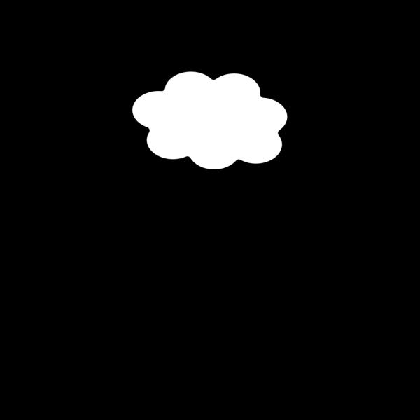 Blue Better Cloud PNG Clip art
