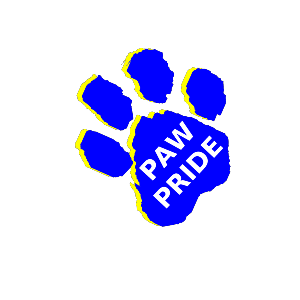 Paw Pride PNG Clip art