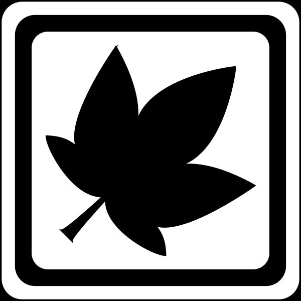 Blue-leaf-1 PNG Clip art