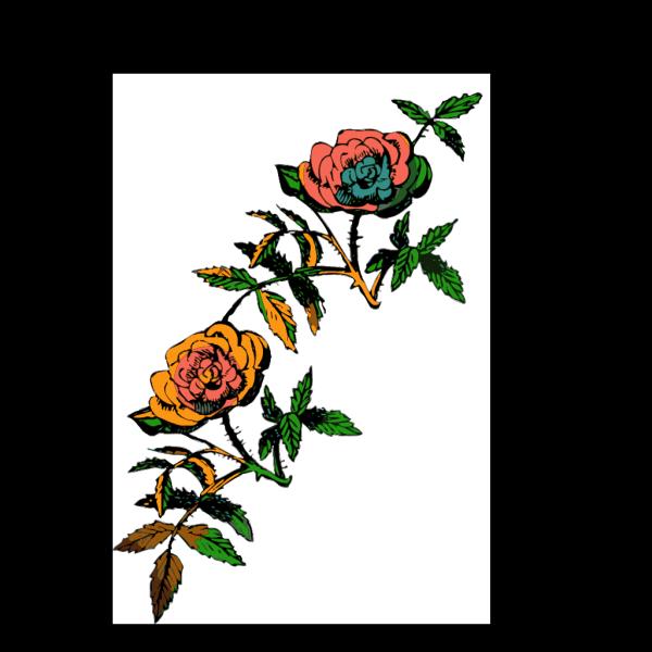 Blue Roses PNG Clip art