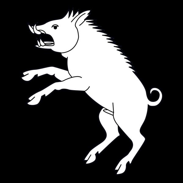 Pig Boar Jumping PNG Clip art