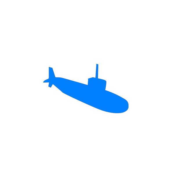 Submarine PNG images