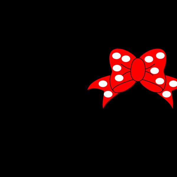 Blue Minnie Mouse PNG Clip art
