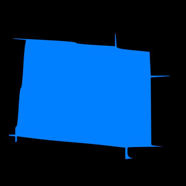 Colorado Map Blue PNG Clip art
