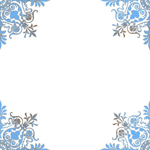 Victorian Pattern 2 PNG Clip art