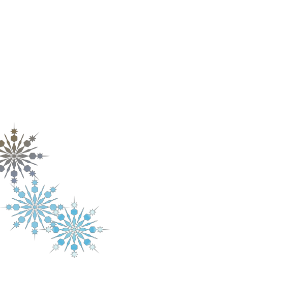 Snowflakes PNG Clip art
