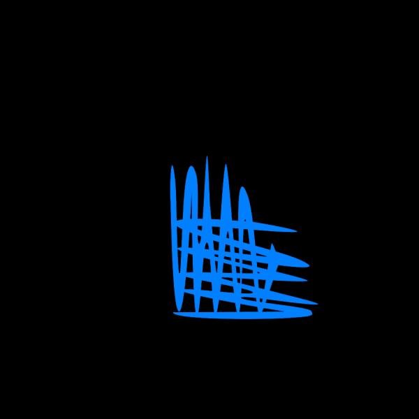 Blue Cross Hatch Shading Bottom Left Corner PNG images
