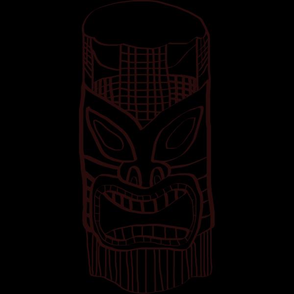 Tiki PNG Clip art