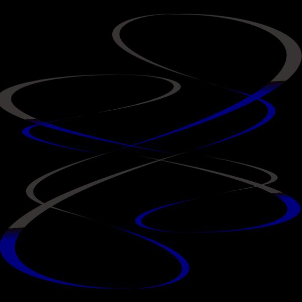 Blue Swish PNG Clip art
