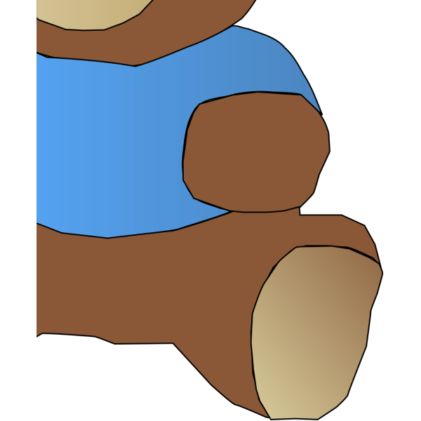Teddy PNG Clip art