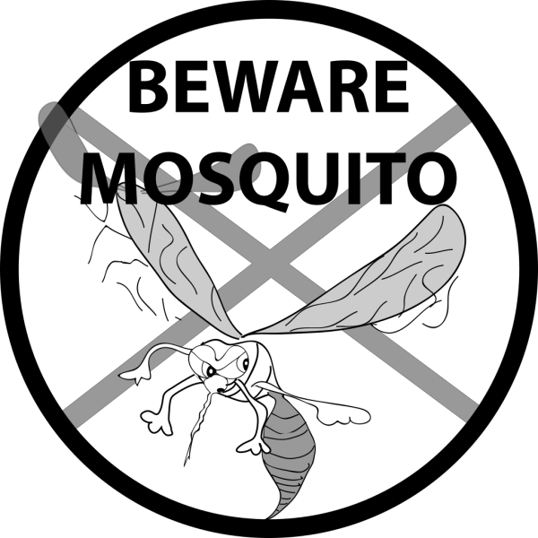 Beware Mosquito PNG images