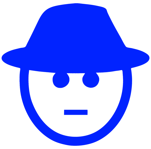 Blue Hat PNG icons
