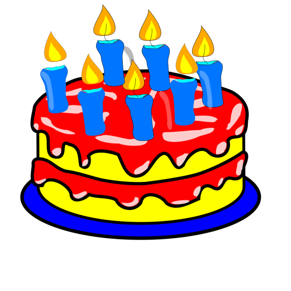 The Bday PNG Clip art