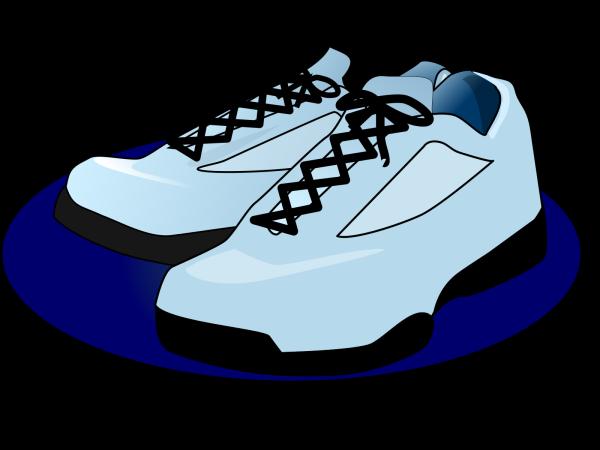 Blue Shoe PNG Clip art