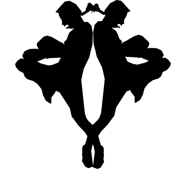 Muay Thai Silhouette PNG Clip art