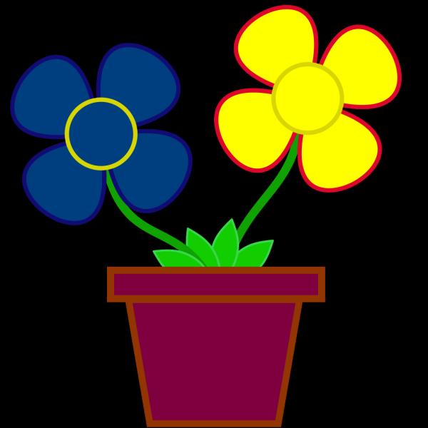 Flowers9 PNG Clip art