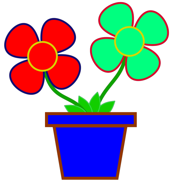 Flowers10 PNG Clip art