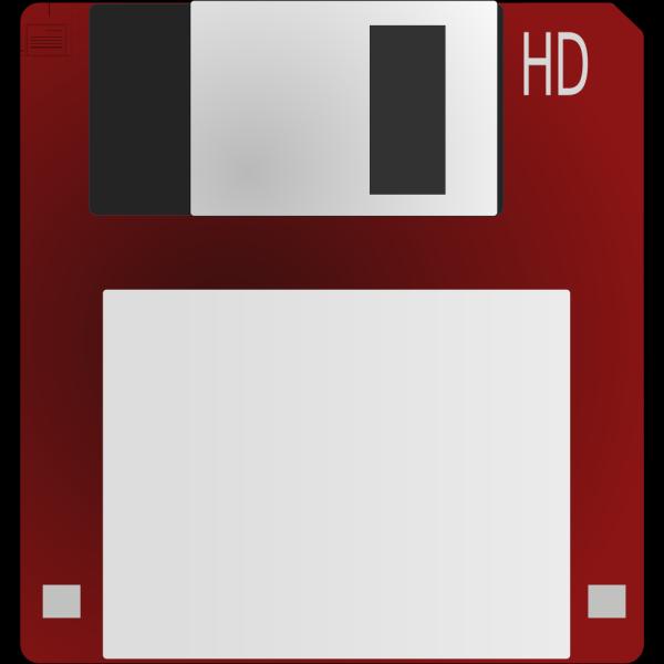 Blue Floppy PNG Clip art