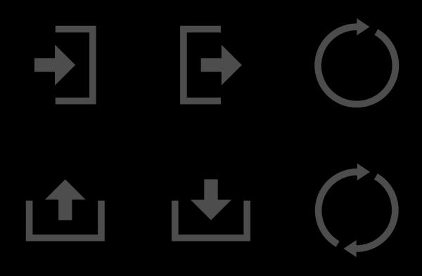 Login PNG Clip art