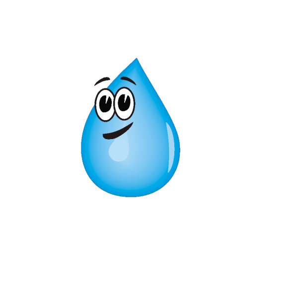 Water Droplet 2 PNG Clip art