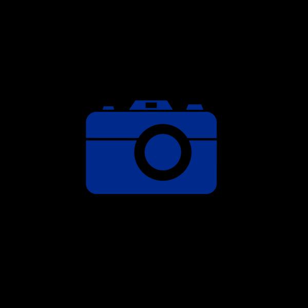 Blue Camera No Border PNG Clip art