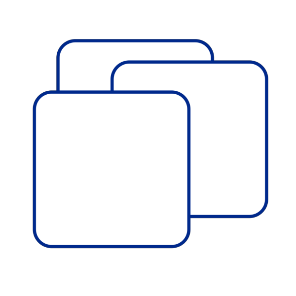 Blue Library PNG Clip art